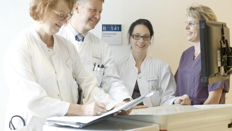 Bezirkskliniken Schwaben + Neurologie