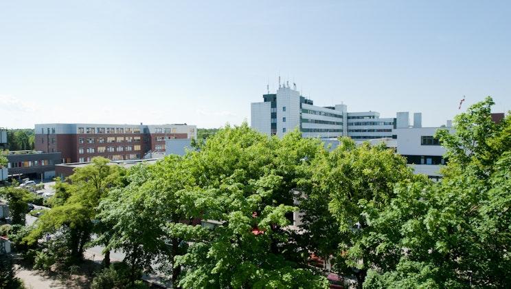 Agaplesion Diakonieklinikum Rotenburg - Hauptgebäude