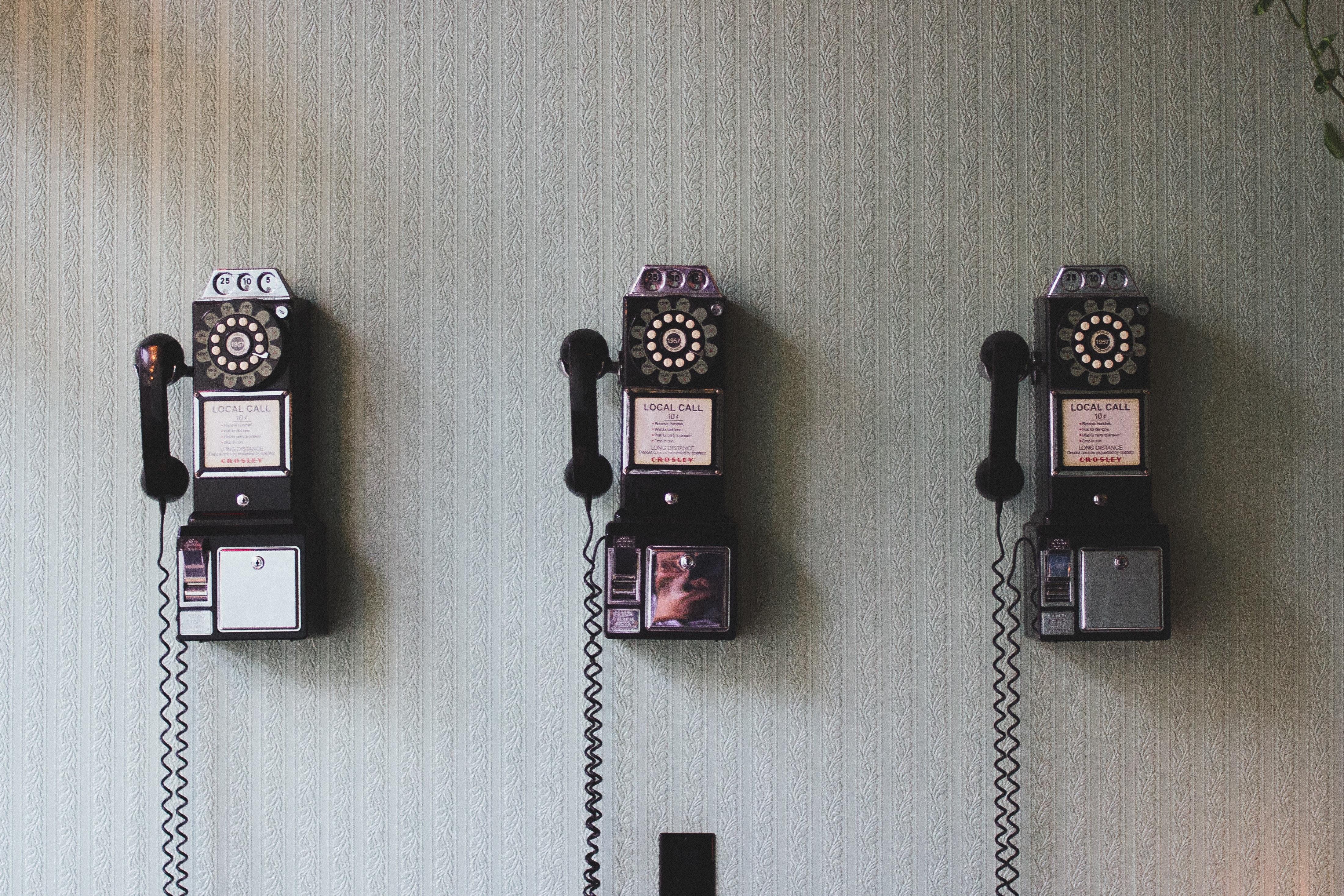 Anruf Telefon Symbolbild Professur Ruf erhalten