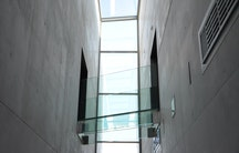 Atrium als Symbolbild fuer Postdoc Phase