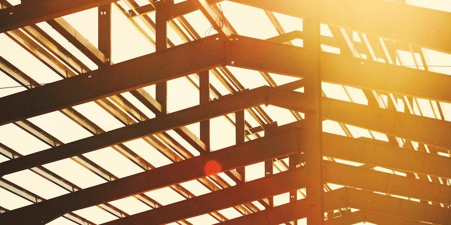 Bauamt - Baustreben, Baugerüst