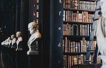 Bibliothek Symbolbild Honorarprofessor
