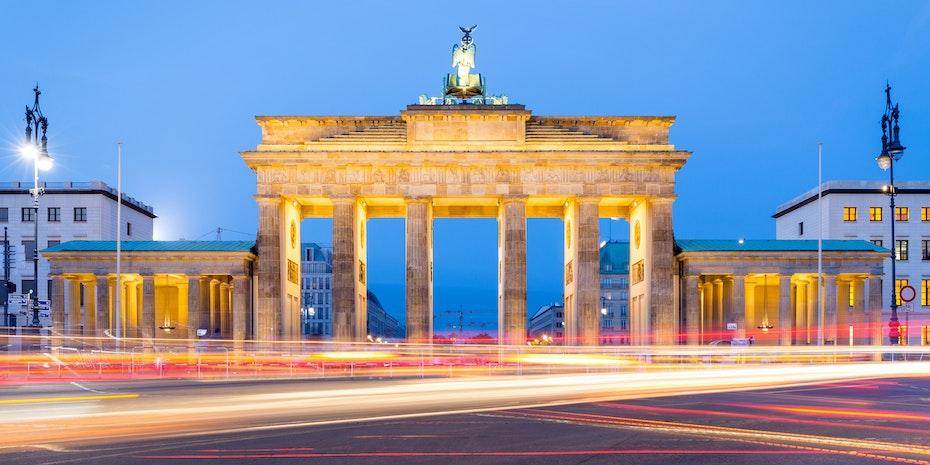 Brandenburger Tor als Symbolbild fuer Phd in Deutschland