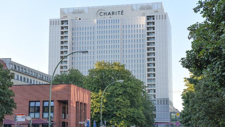 Charité: Hauptgebäude