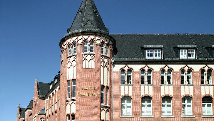 Charité: Friedrich-Althoff-Haus