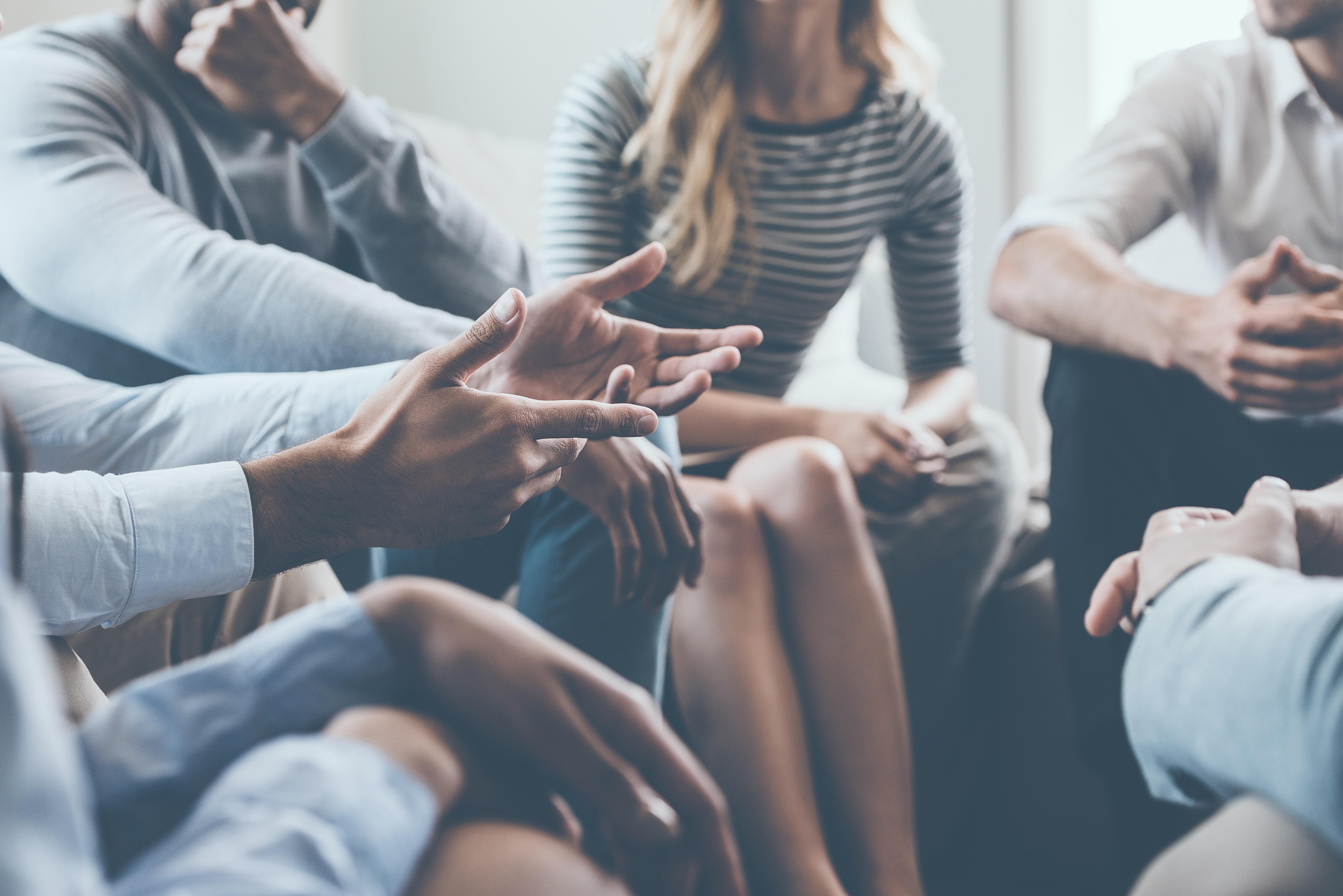 Diskussion - Symbolbild Nachwuchsgruppenleiter