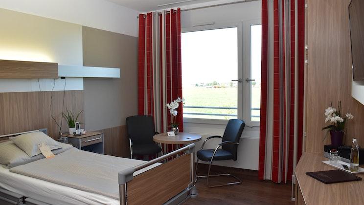 Bezirksklinikum Mainkofen + Komfort-Bereich
