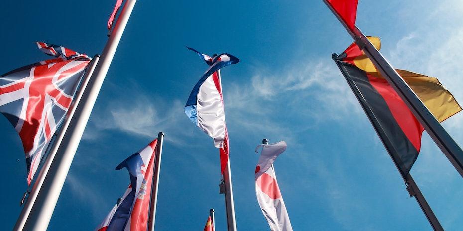 Auswärtiges Amt - Flaggen