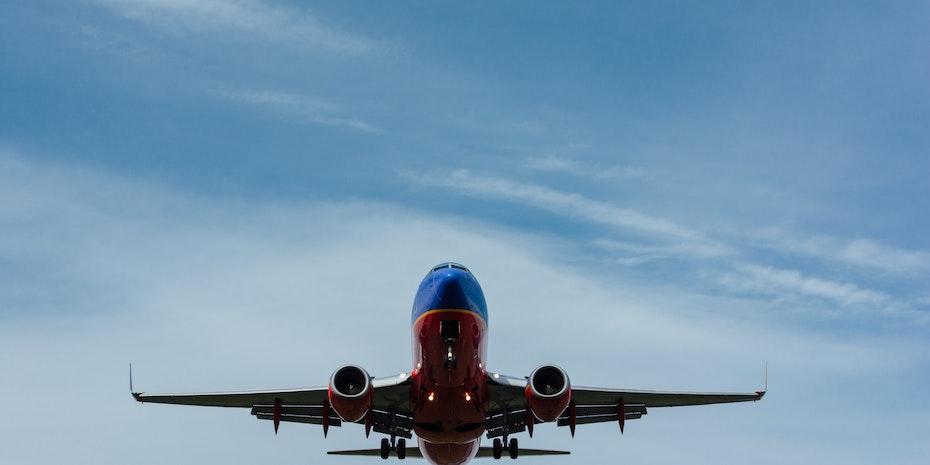 Flugzeug als Symbolbild für Doktor Ingenieur Promotion