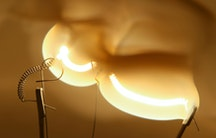 Glühdraht - Symbolbild FuE Aufgaben