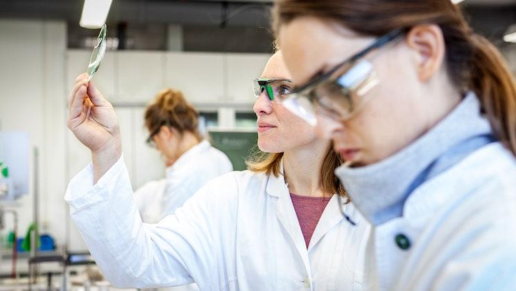 HAW Hamburg - Life Sciences Chemie Labor