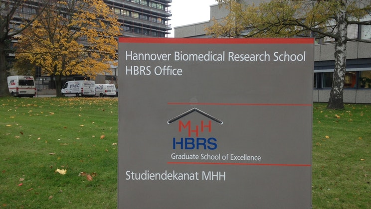 Hannover Biomedical Research School (HBRS) - Schild HBRS