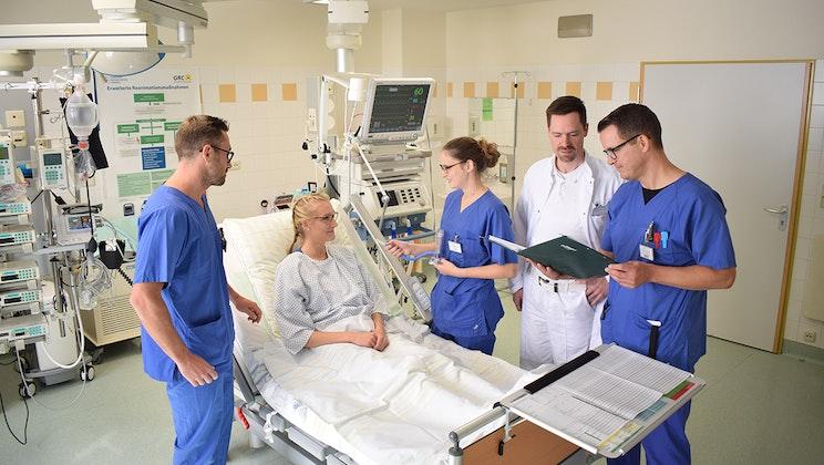 Heidekreis Klinikum - Praktischer Einsatz