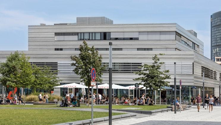 Hochschule Düsseldorf (HSD) - Campus