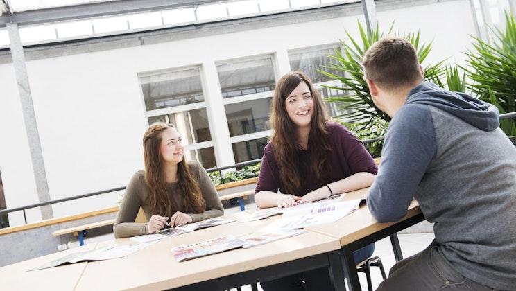 """Hochschule Trier """"Studierende am Umwelt-Campus Birkenfeld"""""""