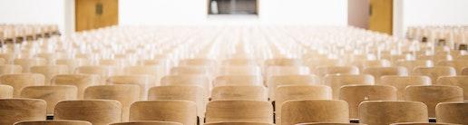 Hoersaal Symbolbild Graduiertenschulen