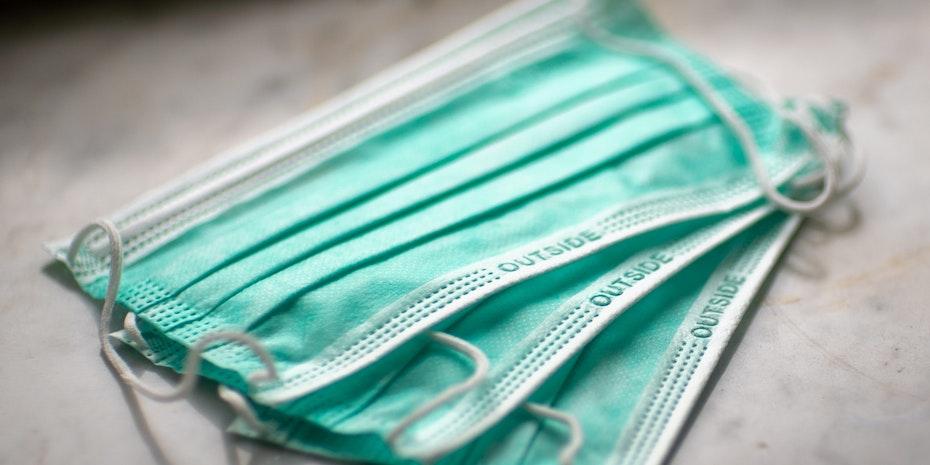 Gesundheitsamt - Hygienemasken
