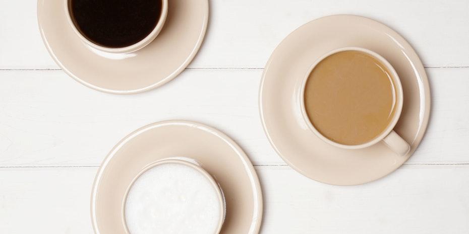 Kaffee Tassen als Symbolbild fuer Arten von Professoren