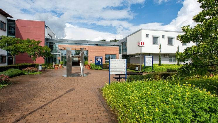 Klinikum am Weissenhof: Eingang