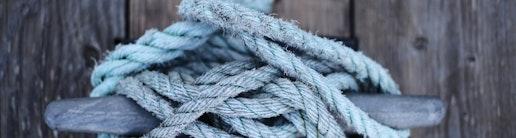 Knoten als Symbolbild fuer Tenure Track