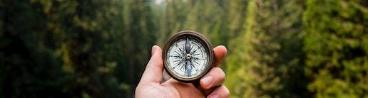 Kompass Symbolbild MINT Stipendien
