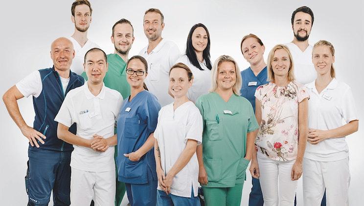 Klinik BAVARIA - Gruppenbild