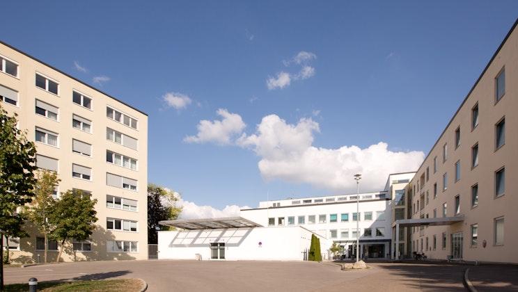 Kreiskliniken Dillingen-Wertingen: Kreisklinik Wertingen