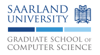 Saarland University GSoCS - Logo