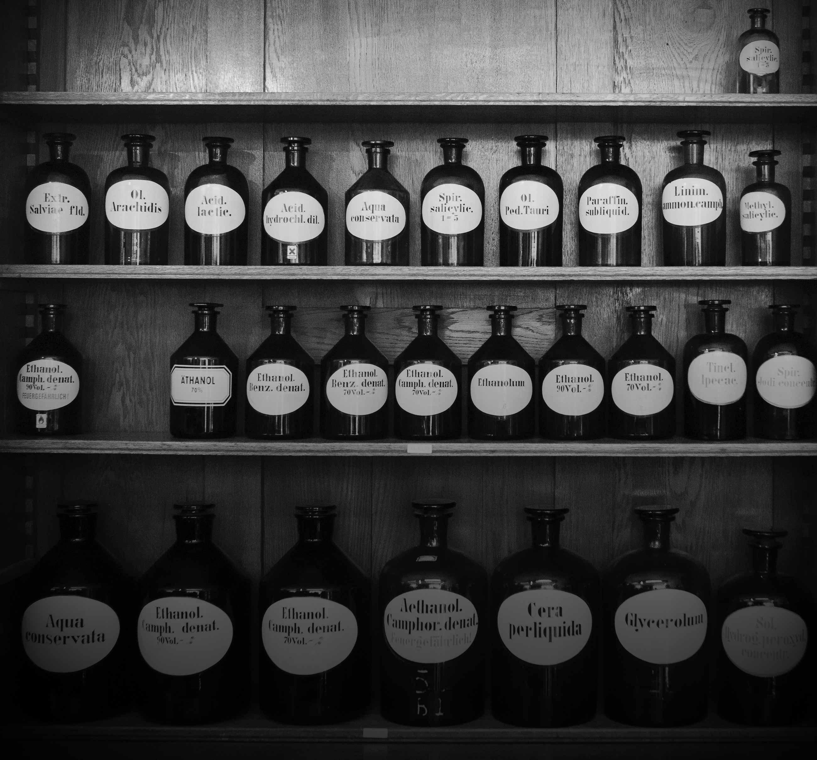 Medizin Apotheke