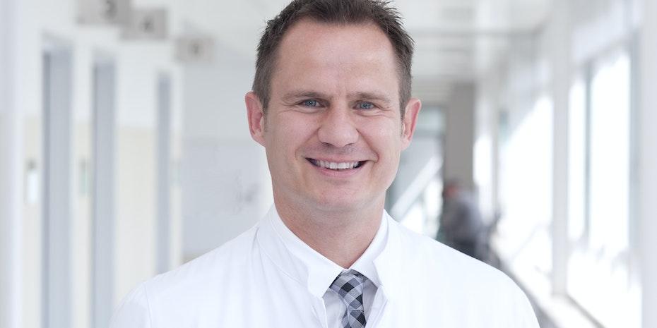 Nachwuchswissenschaftler des Jahres 2008 - Christoph Kleinschnitz
