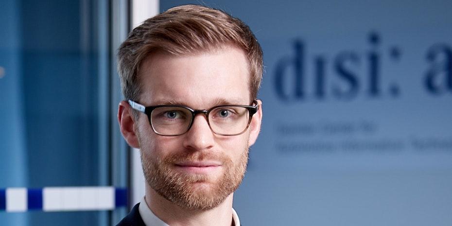 Nachwuchswissenschaftler des Jahres 2019 – Andreas Vogelsang