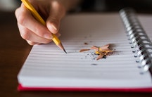 Notizen Symbolbild Praktikum Studium