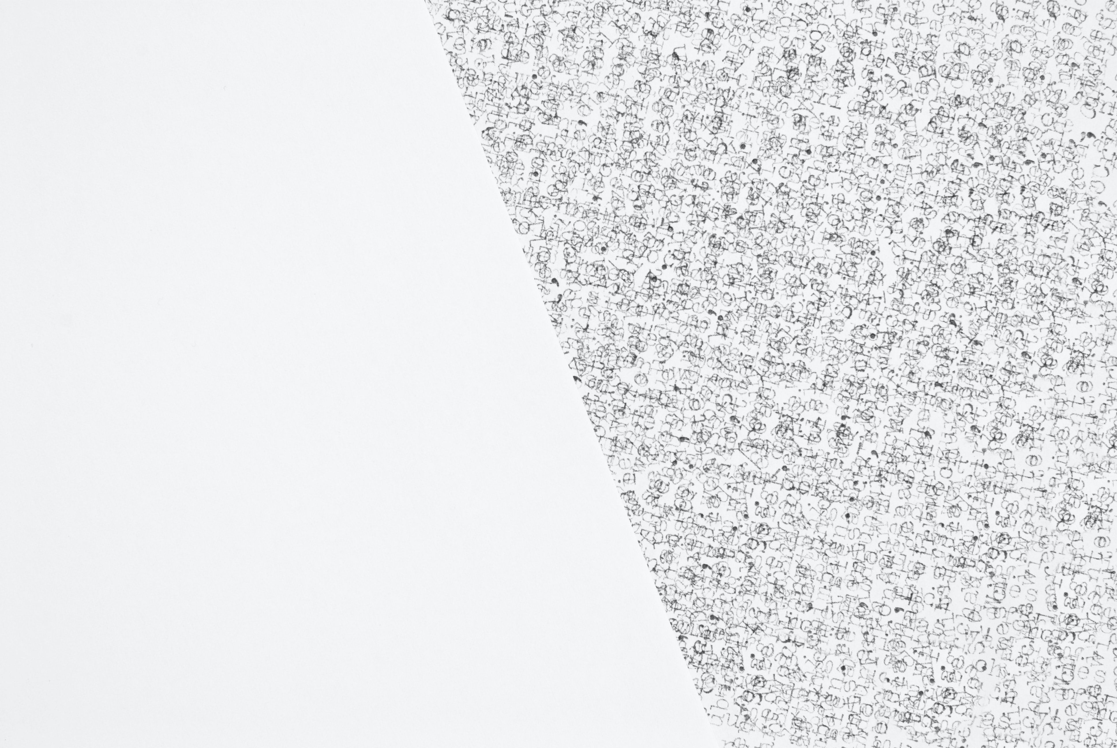 Papierblatt Symbolbild Bewerbungsmappencheck