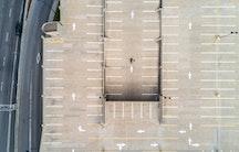 Parkplatz als Symbolbild fuer strukturierte Promotion