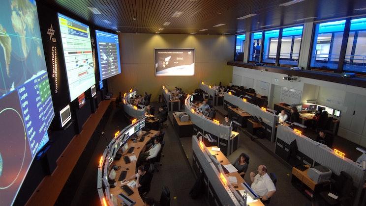 DLR - Mission Control