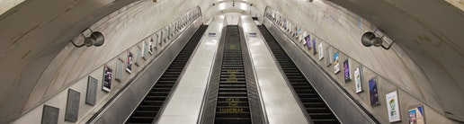 Rolltreppe Symbolbild Postdoc Drittmittelprojekt