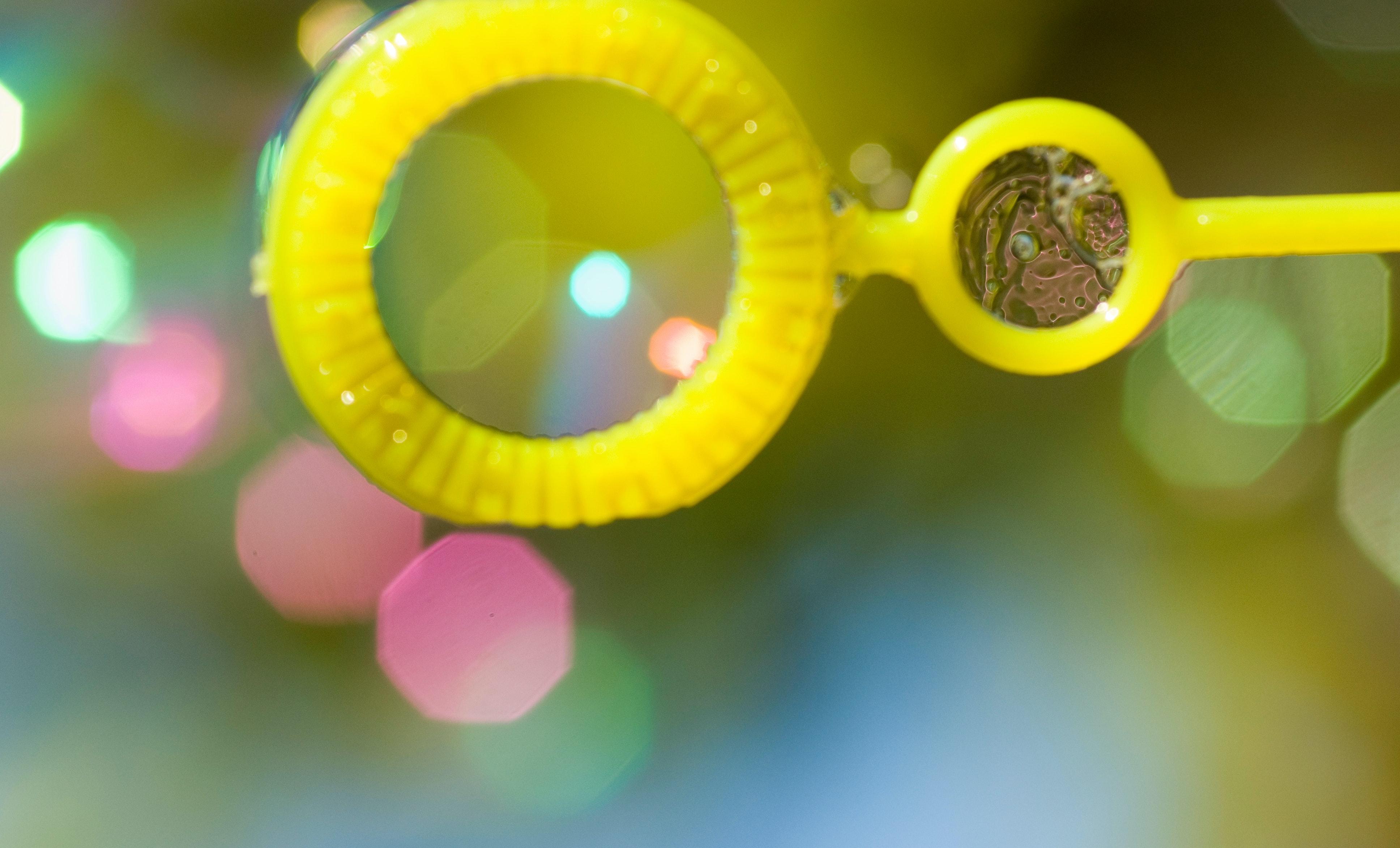 Seifenblasen als Symbolbild fuer Erzieher Gehalt