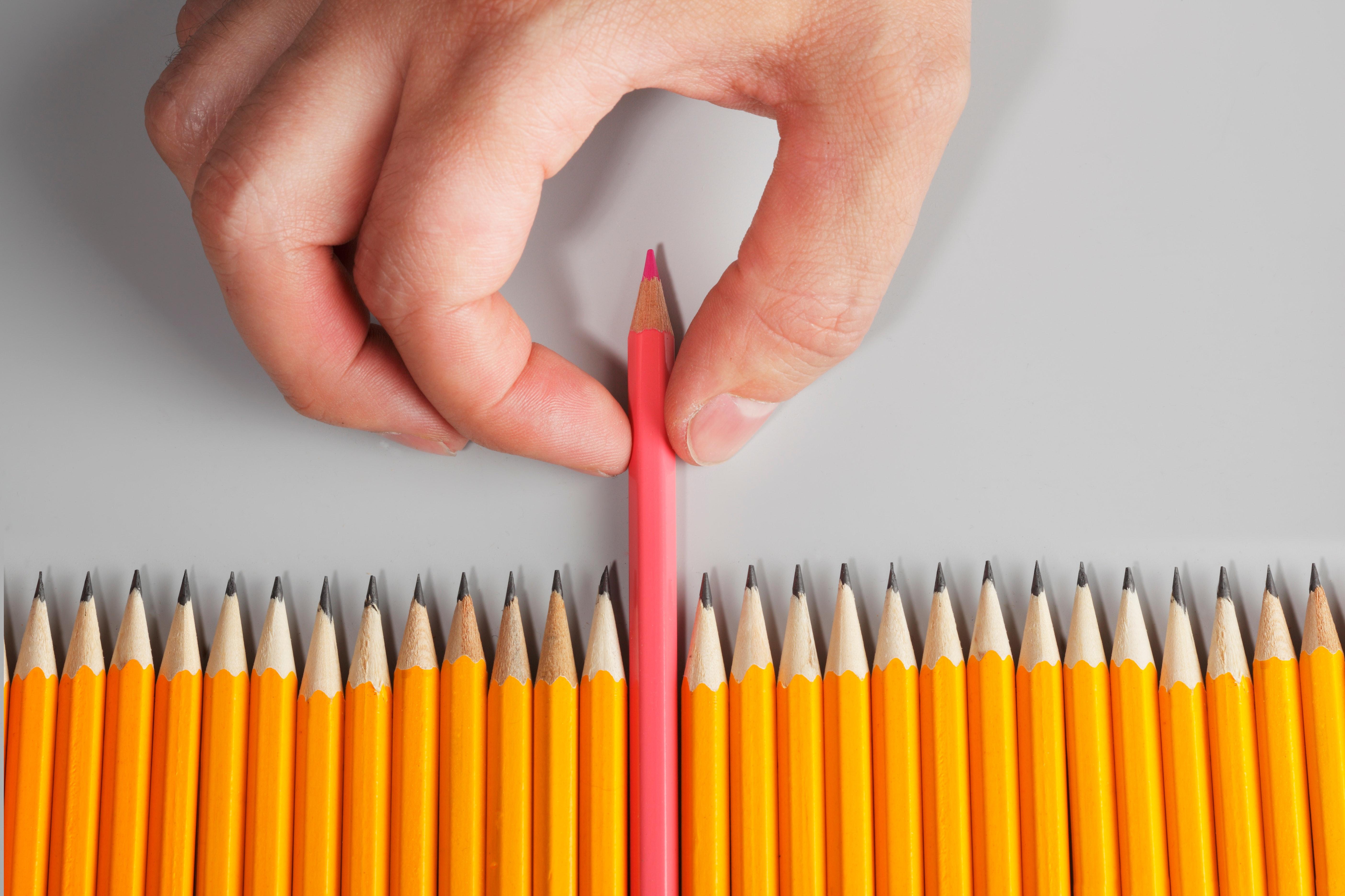 Stift Symbolbild studentische Hilfskraft Berufsbild