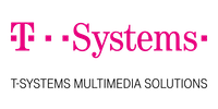 T-Systems Multimedia Solutions GmbH - Logo