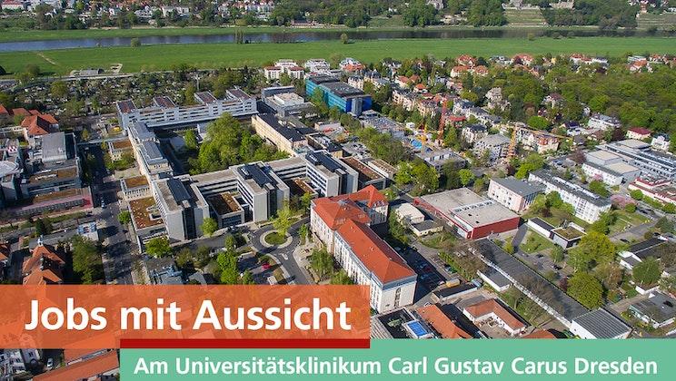 Universitätsklinikum Carl Gustav Carus Dresden - Campus