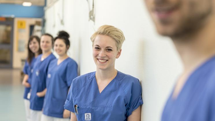 Uniklinikum Frankfurt - Team