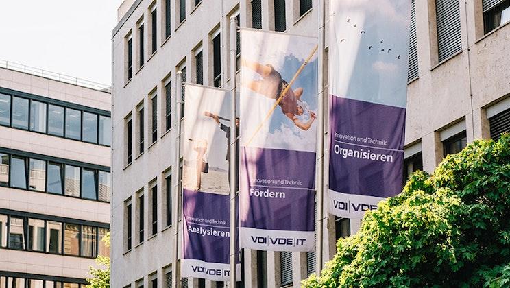 VDI/VDE Innovation + Technik GmbH - Standort Steinplatz