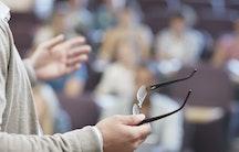 Vorlesung Symbolbild Professor werden Vorraussetzung Aufgaben