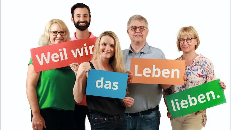 Heiligenfeld Kliniken + Weil wir das Leben lieben