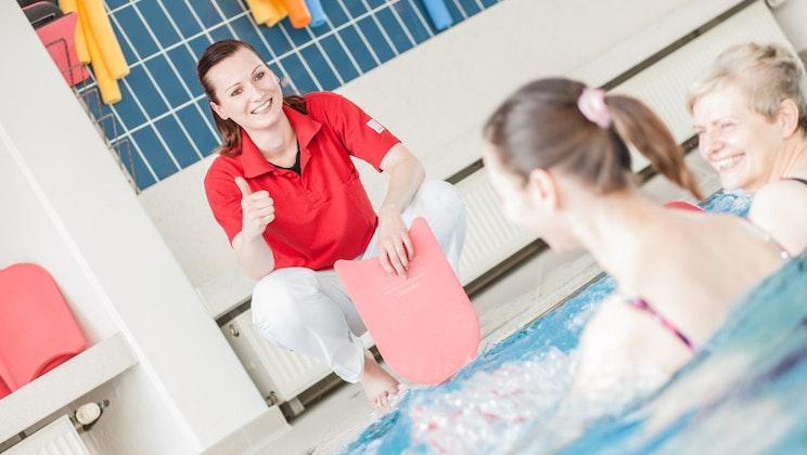 Wicker-Kliniken - Schwimmtherapie