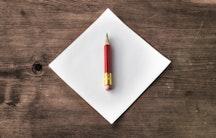 Zettel Symbolbild LLM-Titel